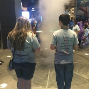 ETS Participants Experience the Tornado at the Museum of Science & Industry