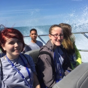 ETS Takes the Seadog Cruise on Lake Michigan