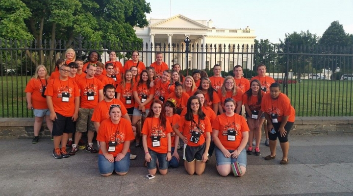 ETS Goes to Washington, D.C.